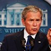 George W: Inspiration of Egypt's Revolution?