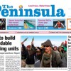 Peninsula Journalism Attack Resonates Regionally