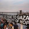 'Drop Dead': Message to U.S Gaza Flotilla