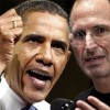 Steve Jobs and Barack Obama: Sons of Muslims, Distinctly American