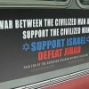 Subway Ad: So Who's 'Civilised' and Who's 'Savage'?