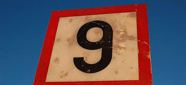 The number '9? car plate could be worth much more than the 10m paid for it
