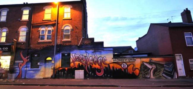 Building Bridges Through the Art of Graffiti