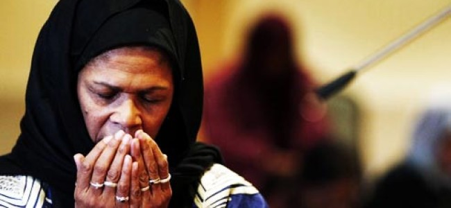 A Woman's Reflection on Leading Prayer