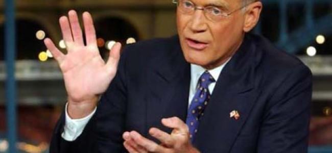 Meet Al Qaeda's Greatest Nemesis – David Letterman!