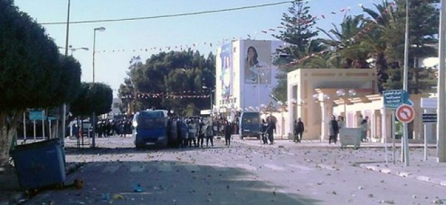 Suicide Sparks Unrest, Spreads throughout Tunisia
