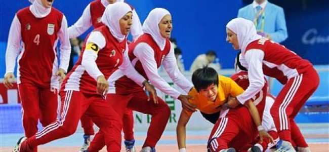"It's Not ""Lady-Like!"" – Women's Sport in Saudi"