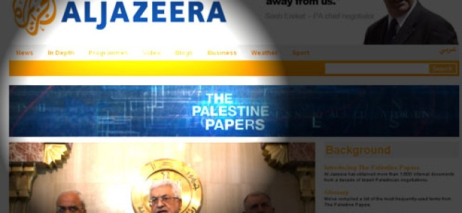 The Palestine Papers and the Dilemma of Peace Talks