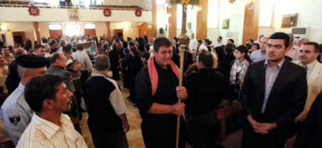 Why We Must Speak up for Arab Christians