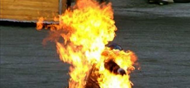 Bouazizi's Self-Immolation Spreads to Mauritania