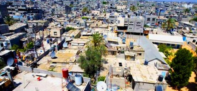 Gaza Two Years Later: How I Loved My Roof