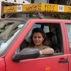 Courageous: Fez's First Female Taxi Driver