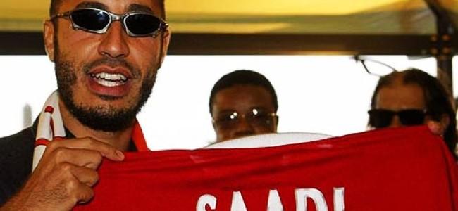 Gadaffi Son a Study in using Sport for Politics