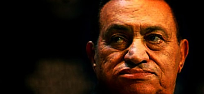 Time to Say, 'Goodbye': Mubarak is the Problem