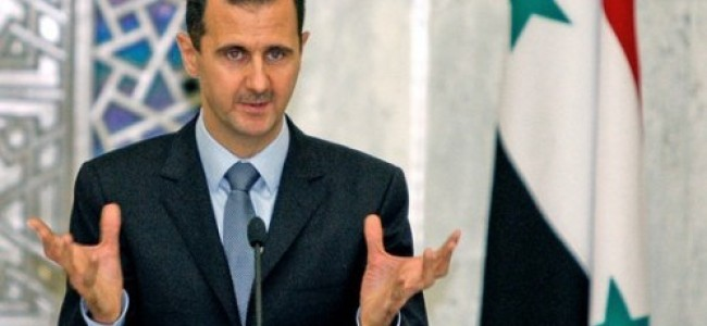 Syria: It's Crunch Time for President Assad