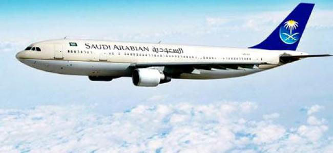 Saudi Arabian's Captain Hits Media Turbulence