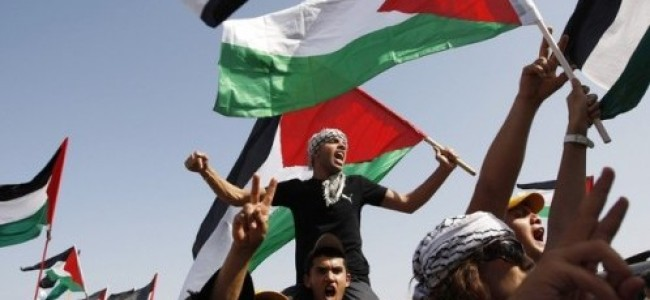 The Ultimate Target of Palestinian Demonstrators