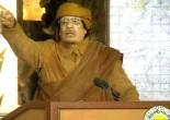Qaddafi Threatens West With Al Qaeda Alliance