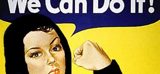 Hope Blossoms, Despair Lingers for Arab Women