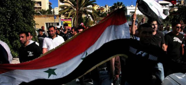Syria: Carrots on the End of a Very Long Stick