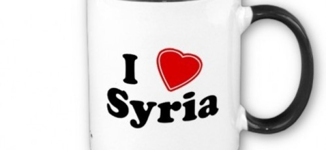 #iheartsyria: A New Hashtag That Has Hit A Nerve
