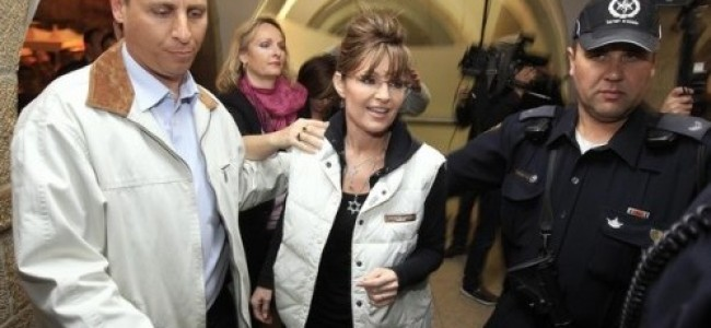 'Bethlehem is where?!' Yet another Palin Whopper.