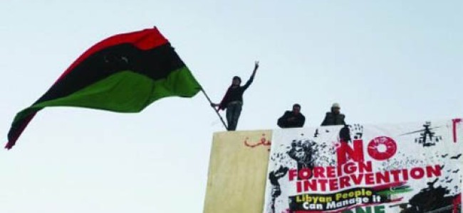 Libya Woes An Opportunity to Extend U.S Influence?