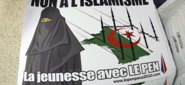 Anti-Islam Sentiment Fuelled by European Leaders