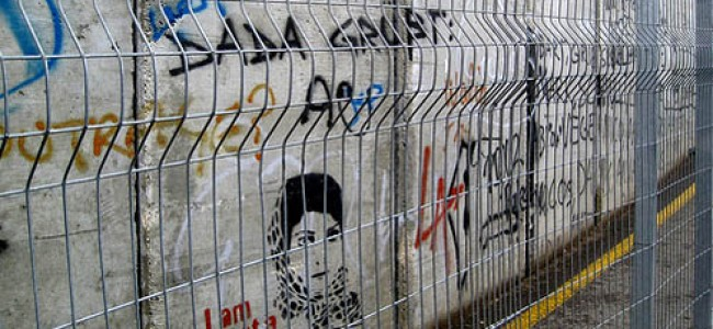 Humiliation and Degradation: Easter at Qalandiya