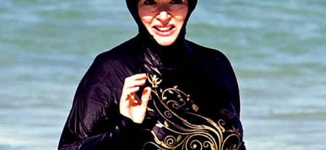 Nigella Lawson: Being Brave to Wear a Burqini