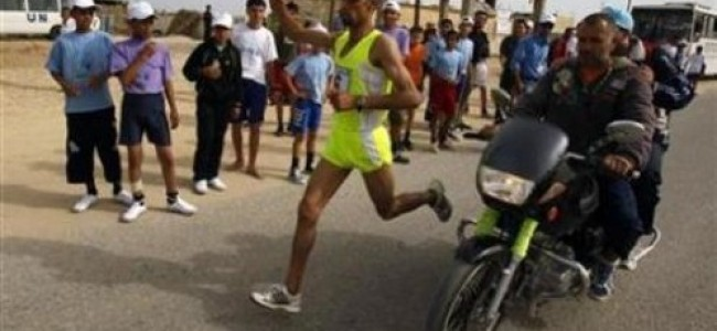 The Spirit of Freedom that Drives Gaza's Long-Distance Runner