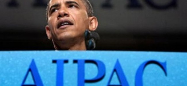 Masterful Obama Delivers Rebuke to Jewish Lobby