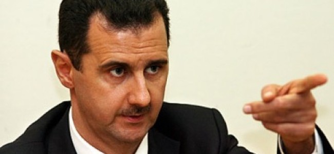 Assad: Now We Know Exactly Who We're Dealing With