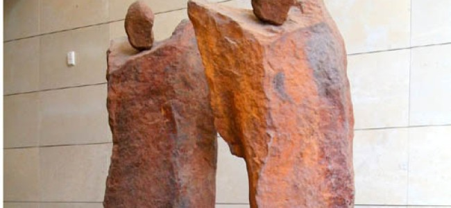 Beirut: Stone Figures Come to Life, Spark Debate