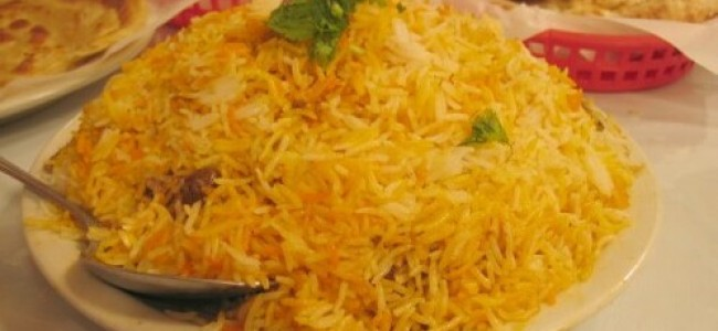 For the Love of Biryani: Judging the Region's Favourite Dish