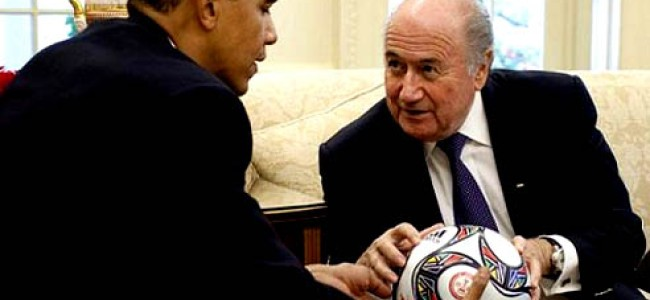Bahrain: A Headache For Obama and Blatter