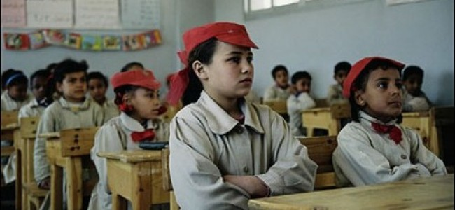 Education is key to creating 'culture of peace' in Egypt