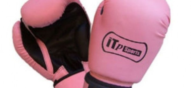 Forget the Books, Just Send Us Punchbags