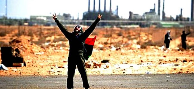 Libya: MidEast Model or Revolution To Go Awry?