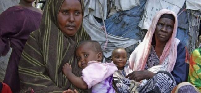 Gazans Respond Generously to Somali Disaster