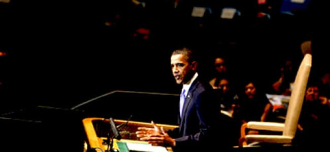 Obama Further Tarnished Over UN 'Hypocrisy'