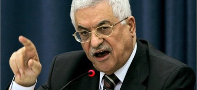 Palestinian UN Move 'Too Little, Too Late'