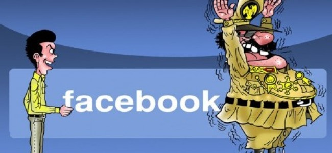 The Facebook Revolution. Is it really?