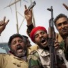 From the Front: An Encounter with Libyan Rebels