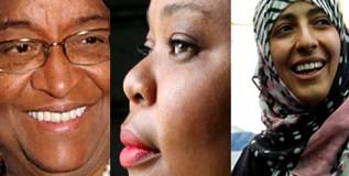 The Nobel Women: Changing the World Masterclass