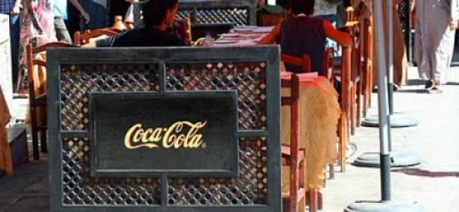 Do Coca-Cola Signs Enhance the Medina in Fez?