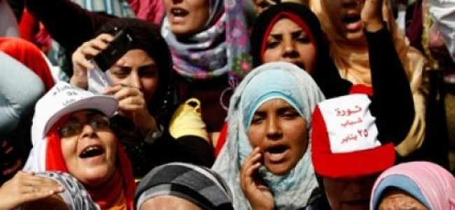 Egypt's 'Culture of Harassment' Must Stop