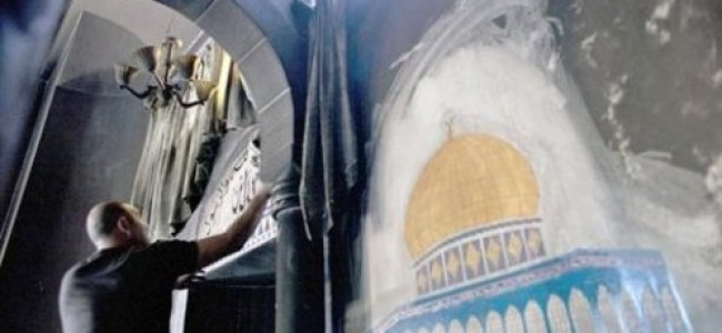 Mosques and Graves Attacked By Israeli Settlers
