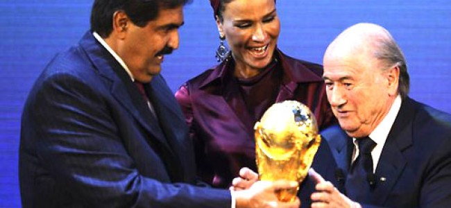 Worrying Times: FIFA Opens Door to Investigation of Qatar's World Cup Bid