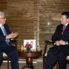 News Analysis: King Abdullah Visits West Bank